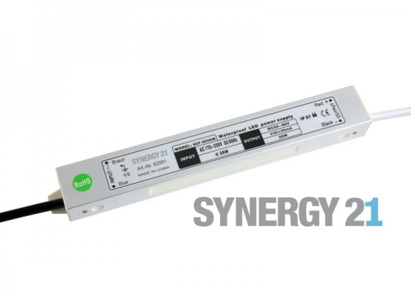 Synergy 21 Netzteil - CC Driver 350mA, zub Kabel 5meter