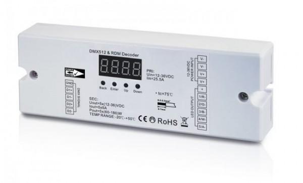Synergy 21 LED Controller DMX 512 4*5A 16bit