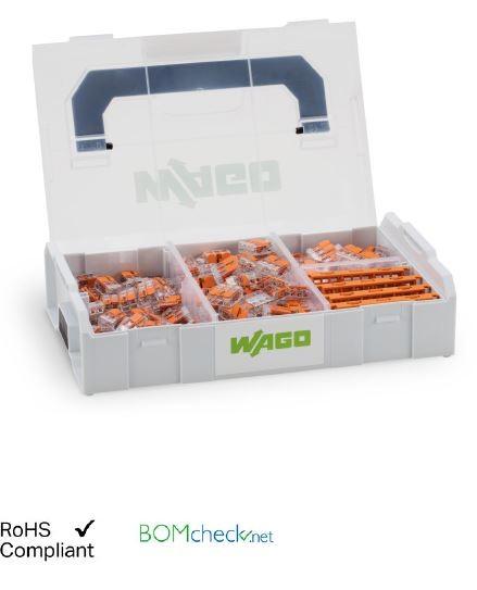 Wago Verbindungsklemmen Set L-BOXX® Mini; Serie 221