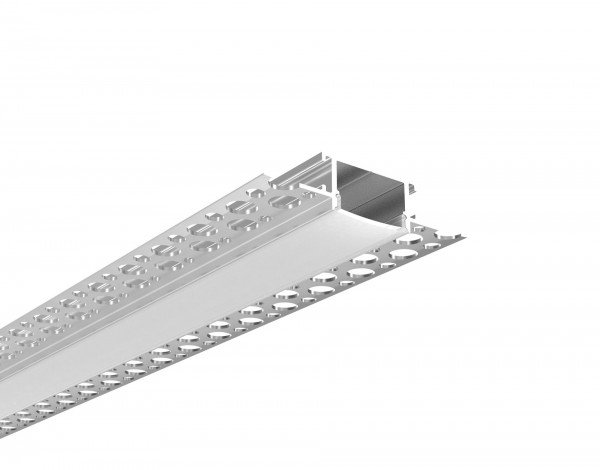 Synergy 21 LED U-Profil 200cm, ALU071 Rigipsprofil