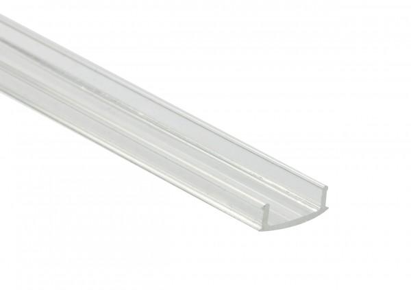 Synergy 21 LED U-Profil zub ALU021 PMMA clear diffusor