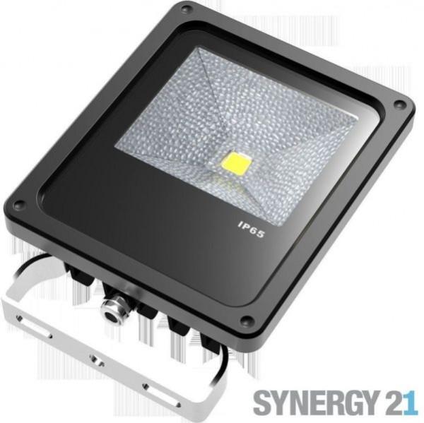 Synergy 21 LED Objekt Strahler 50W IP65 grün