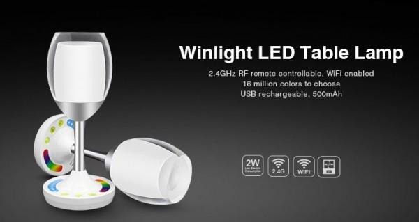 Synergy 21 LED Dekoline Weinglas RGB-W cw *MiLight*