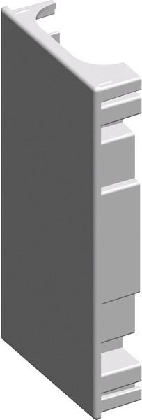 TEM Serie Modul Brüstungskanal STOP END MA130x65 ES