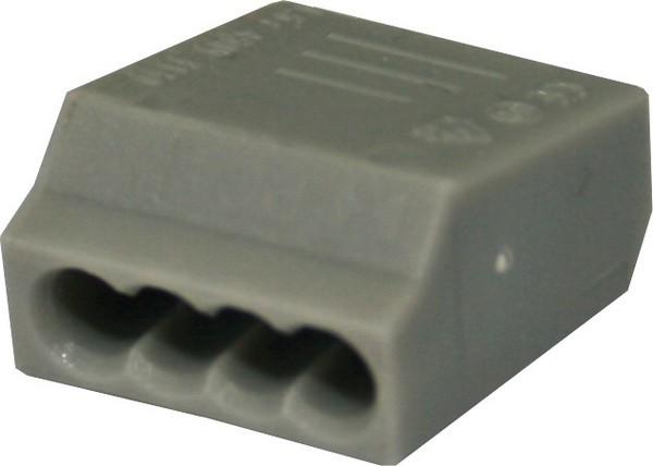TEM Serie Dosenklemme CONNECTOR PLUG-INPA 2.5mm2 4P