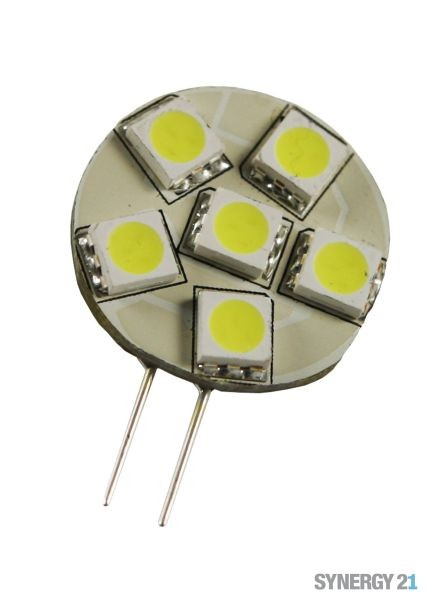 Synergy 21 LED Retrofit G4 6x SMD kw