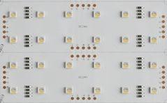Synergy 21 LED Flex Plate RGB-W DC24V 80W mit connector