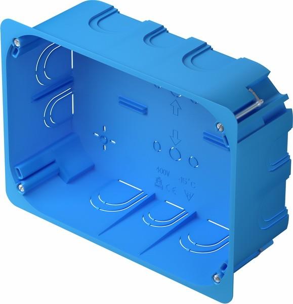 TEM Serie Unterputz Dosen RECTANGULAR BOX HOLLOW WALLVM 2*7