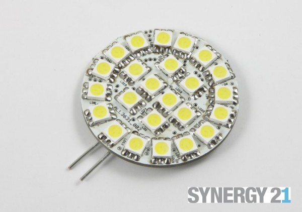 Synergy 21 LED Retrofit G4 24x SMD 5050 kw