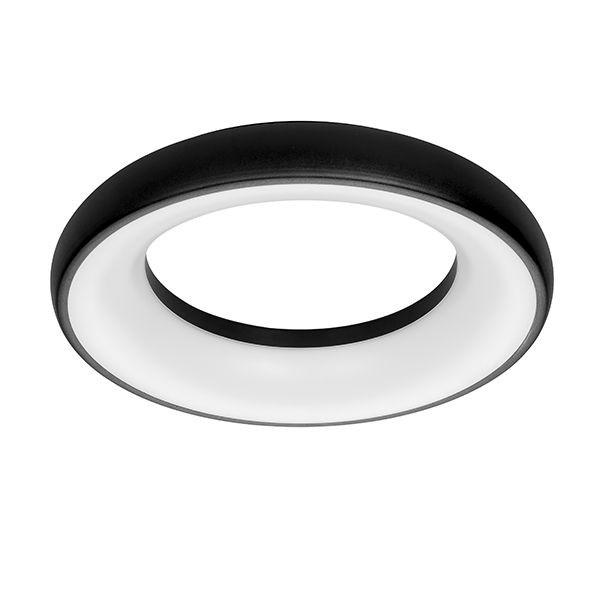 Synergy 21 LED Rundleuchte Donut nw schwarz 25w