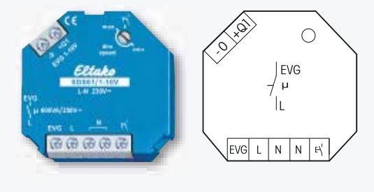 Eltako SDS61/1-10V Steuer-Dimmschalter