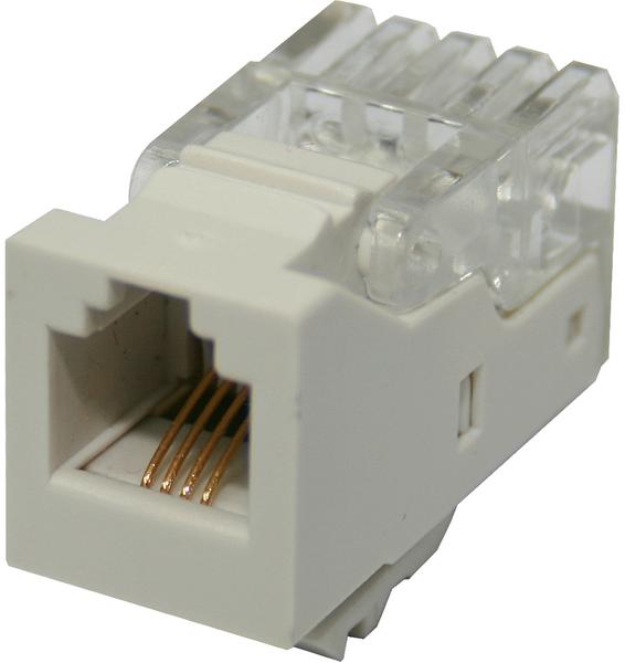 TEM Serie Modul Kommunikation CONNECTOR KS CAT3RJ11 6/4