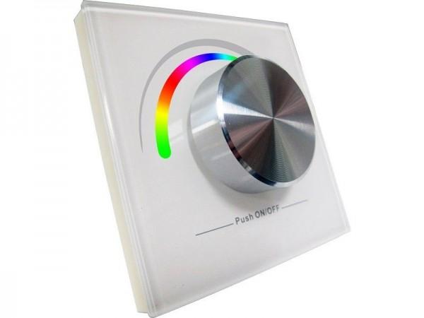 Synergy 21 LED Controller EOS 06 RGB Funk Sender mit Drehknopf schwarz