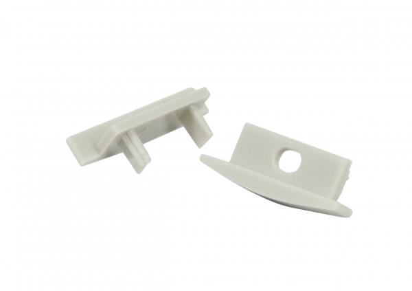 Synergy 21 LED U-Profil zub ALU001-R Endkappe