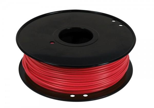 Synergy 21 3D Filament PLA /fluorescence/ 3MM/ fluorescence rot