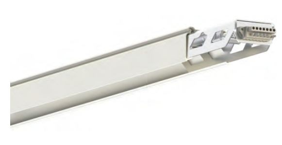 Synergy 21 LED RailLine LED trunk system 07 Schiene 2874mm