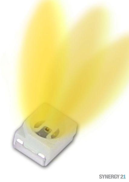 Synergy 21 LED SMD PLCC2 3528 gelb 550-700mcd