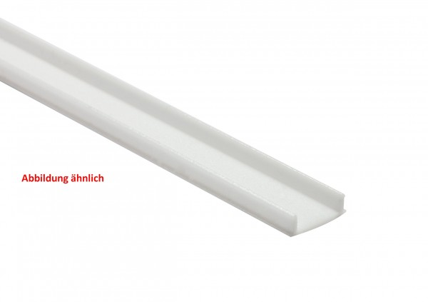 Synergy 21 LED U-Profil zub ALU024 PC opal diffusor
