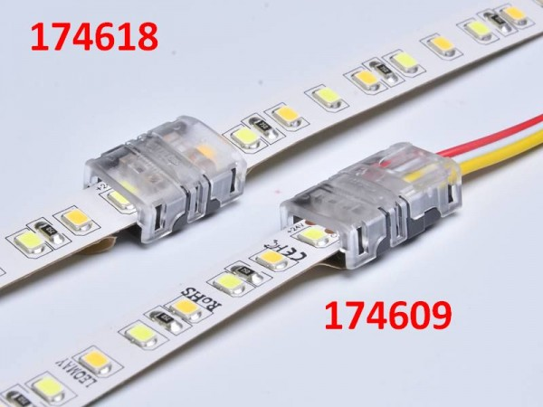 Synergy 21 LED FLEX Strip zub. Easy Connect Strip to strip Joint 10mm CCT