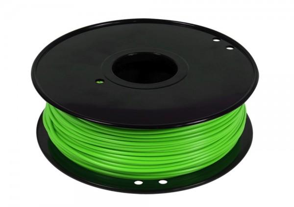 Synergy 21 3D Filament PLA /translucence/ 3MM/ translucence grün