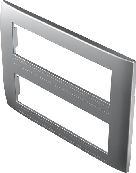 TEM Serie Modul Rahmen OS COVER PLATE SOFT2x7M ES