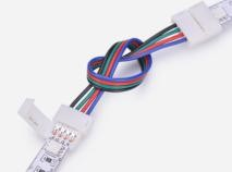 Synergy 21 LED Flex Strip zub. IP20 Connector RGB 10mm