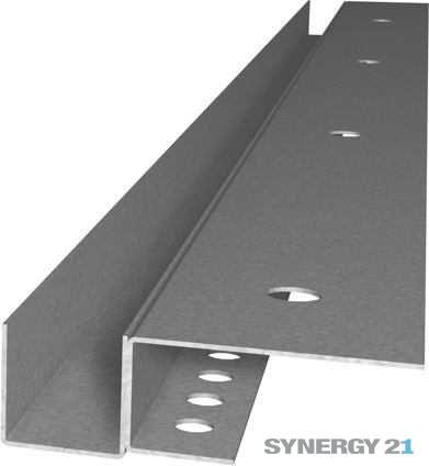 Synergy 21 LED Profil 200cm, Zinkblech TYP-A