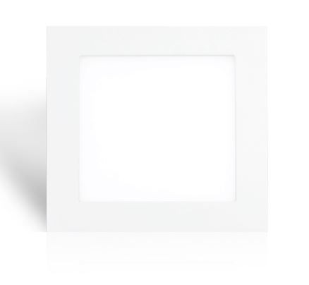 Synergy 21 LED light panel square 15W warmweiß V4 weiß