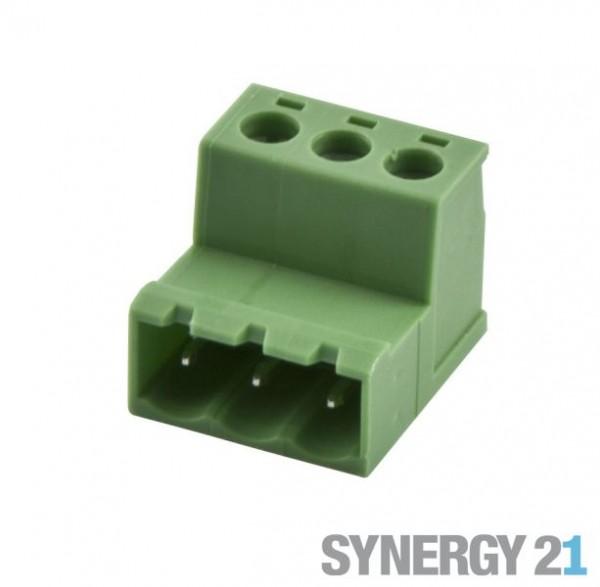 Synergy 21 LED zub Schraubklemme Phoenix Stecker 4M