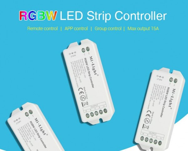 Synergy 21 LED Controller RGB-W DC12/24V *Milight/Miboxer*