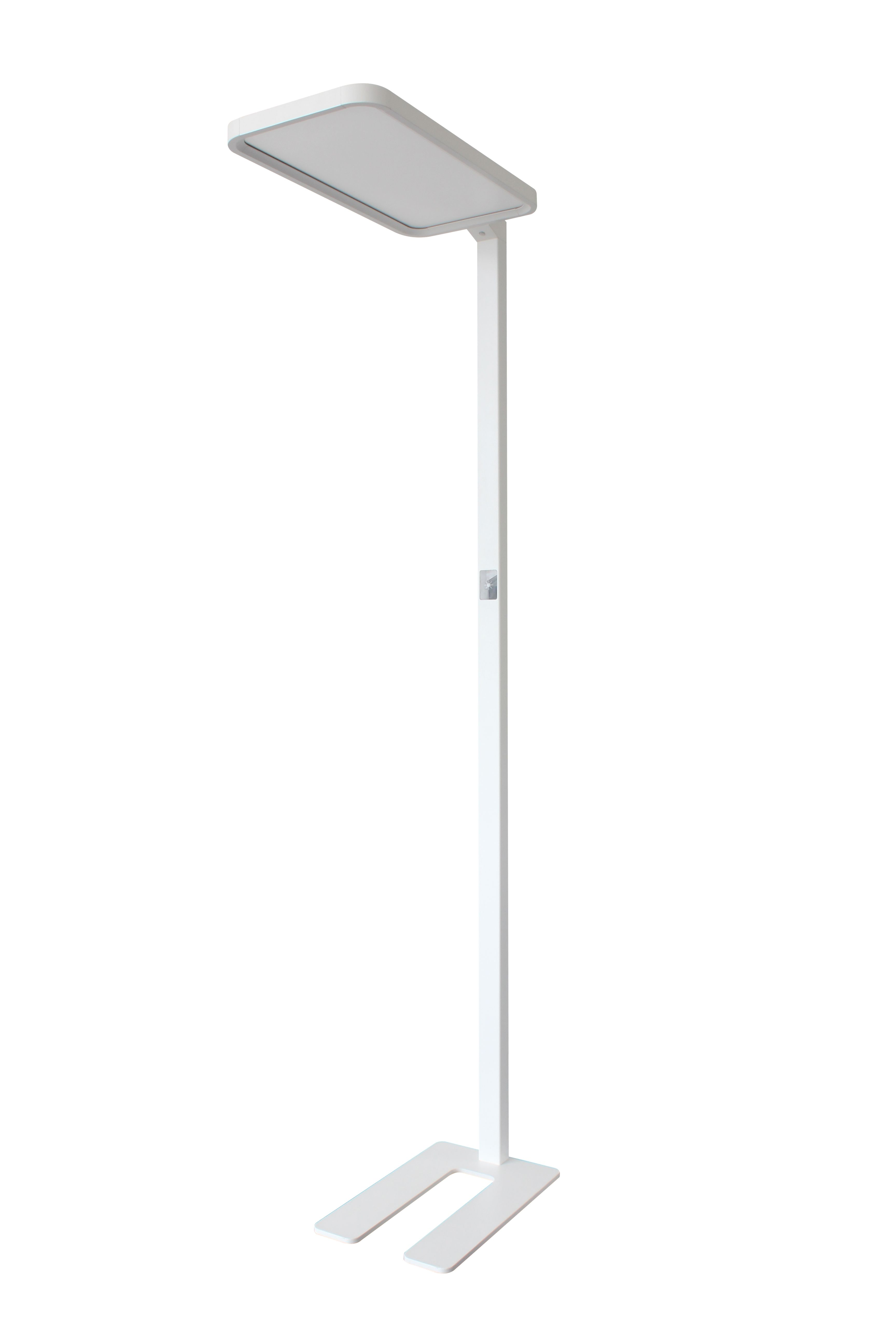 Synergy 21 Led Office Line Stehlampe Weiss Dimmbar Led