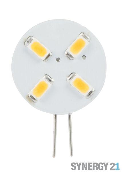 Synergy 21 LED Retrofit G4 4x SMD ww 5630