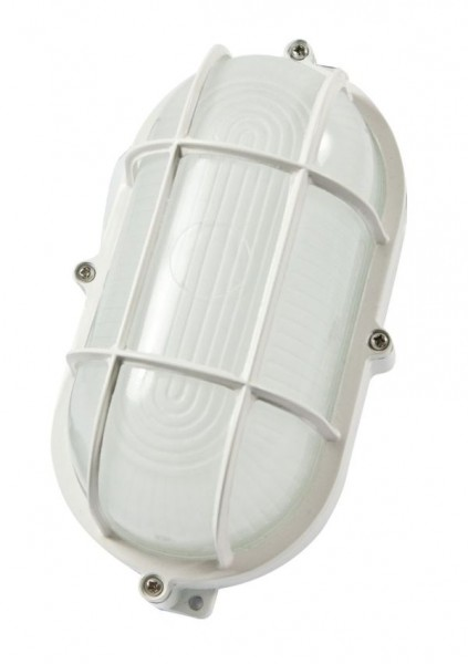 Synergy 21 LED Kellerleuchte oval IP65 7W cw