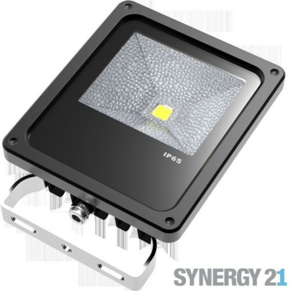 Synergy 21 LED Objekt Strahler 50W IP65 amber