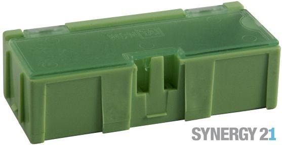 Synergy 21 Kleinteilemagazin, grün 30 Stk.