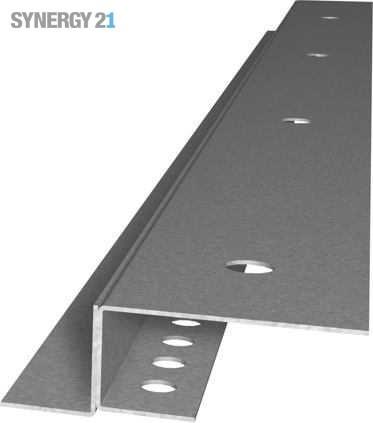 Synergy 21 LED Profil 200cm, Zinkblech TYP-C