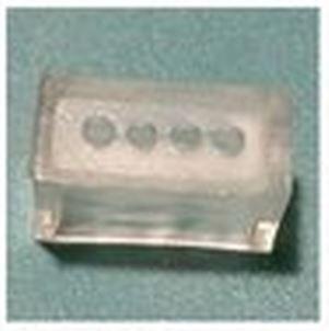 Synergy 21 LED Flex Strip zub. Endkappe RGB mit Löcher