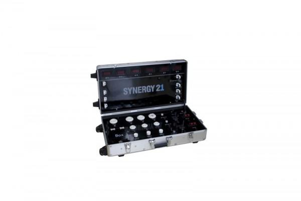 Synergy 21 LED Demokoffer (ohne LED Leuchtmittel)