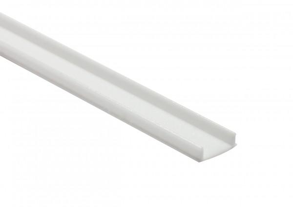 Synergy 21 LED U-Profil zub ALU008 PMMA semi-clear diffusor