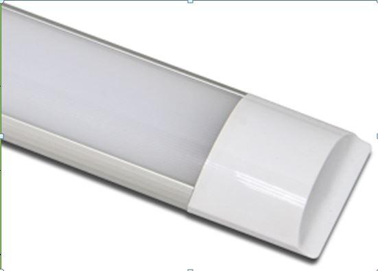 Synergy 21 LED T5 Batten Lights 120cm, warmweiß IP65 V2