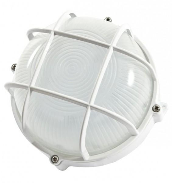 Synergy 21 LED Kellerleuchte rund IP65 7W cw