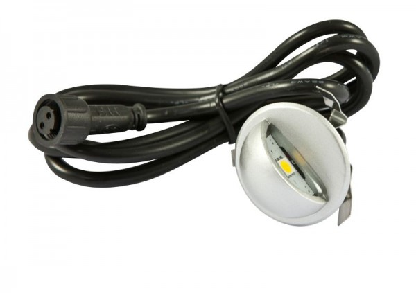 Synergy 21 LED Bodeneinbaustrahler ARGOS rund minimax IP65 ww 90°
