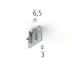 Synergy 21 by EUTRAC 3~ENDKAPPE, Weiss, Aufbau