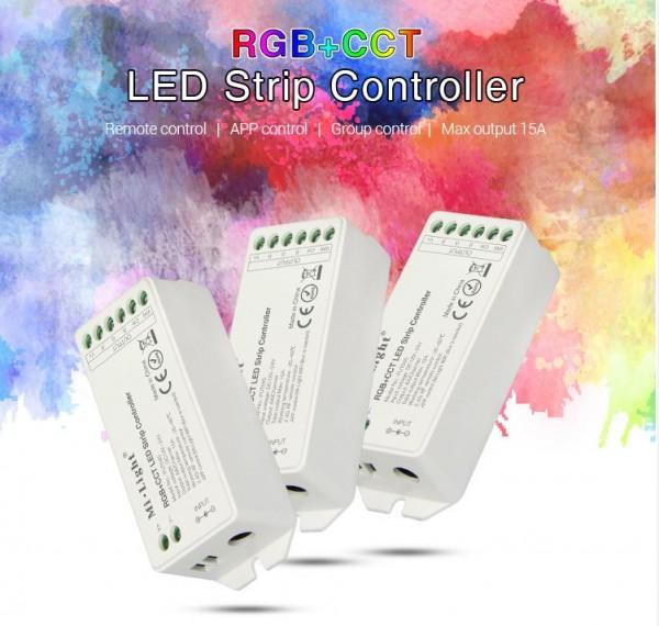 Synergy 21 LED Controller RGB-WW (RGB-CCT) DC12/24V *Milight/Miboxer*