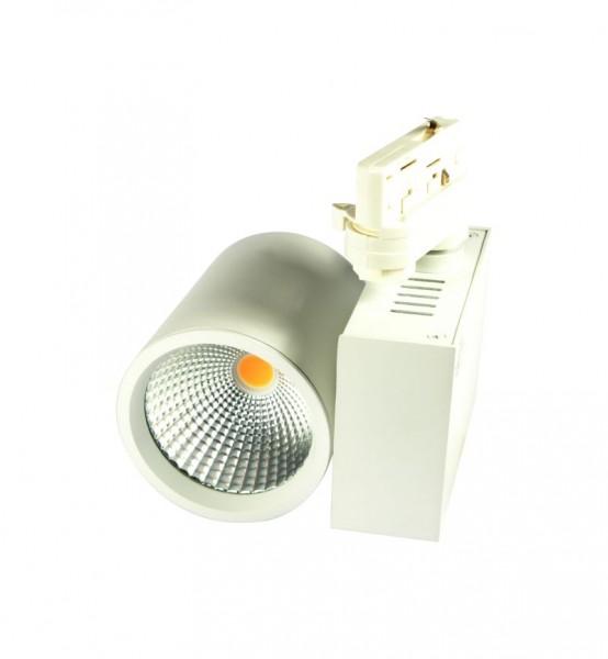 Synergy 21 LED Track-Serie für Stromschiene VLA-Serie 30W, 45°, ww, CRI>97