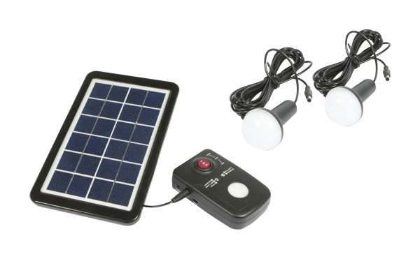 Synergy 21 Solar off grid mini Solar Set mit USB *ALLTRAVEL*