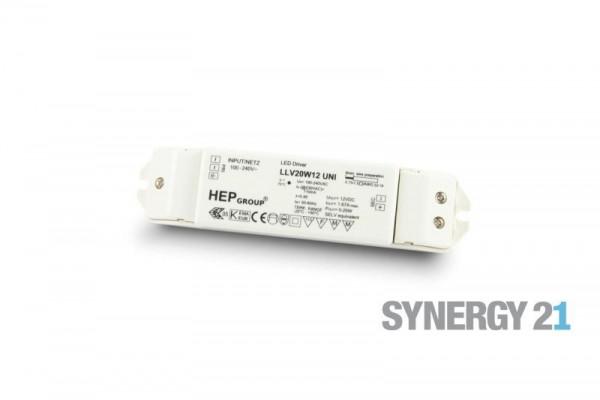 Synergy 21 LED Netzteil - 12V 20W - HEP