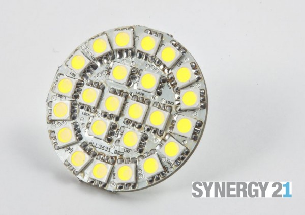 Synergy 21 LED Retrofit G4 24x SMD 5050 kw Pins hinten