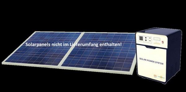 Synergy 21 Solar off grid System 300