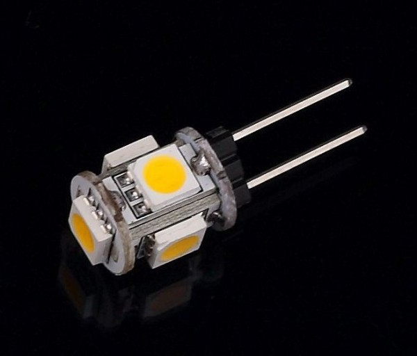 Synergy 21 LED Retrofit G4 1W Bullet ww